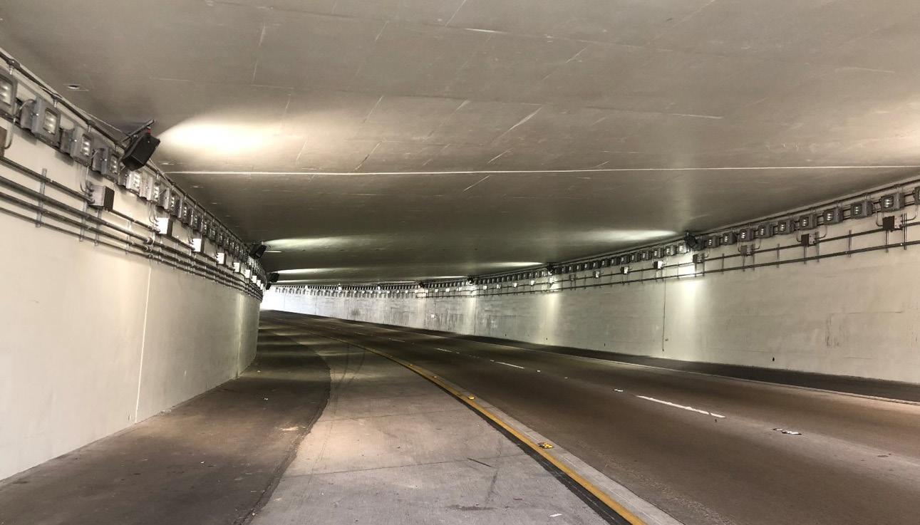 Flatiron Concrete Tunnel