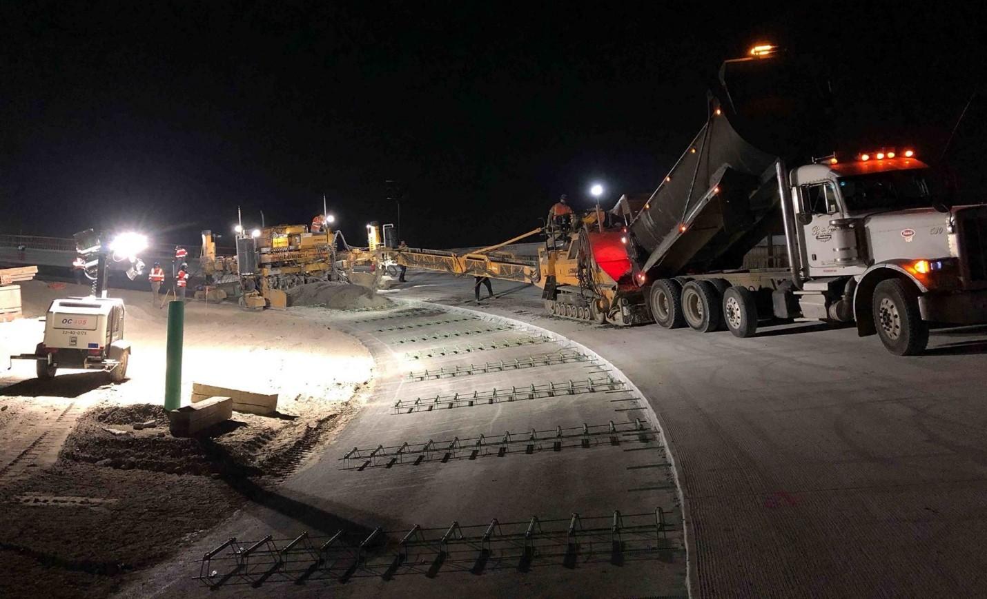 concrete ramp construction Orange County