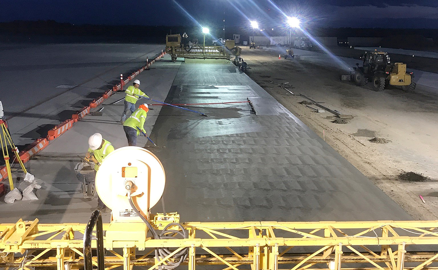 Paving Airport ND
