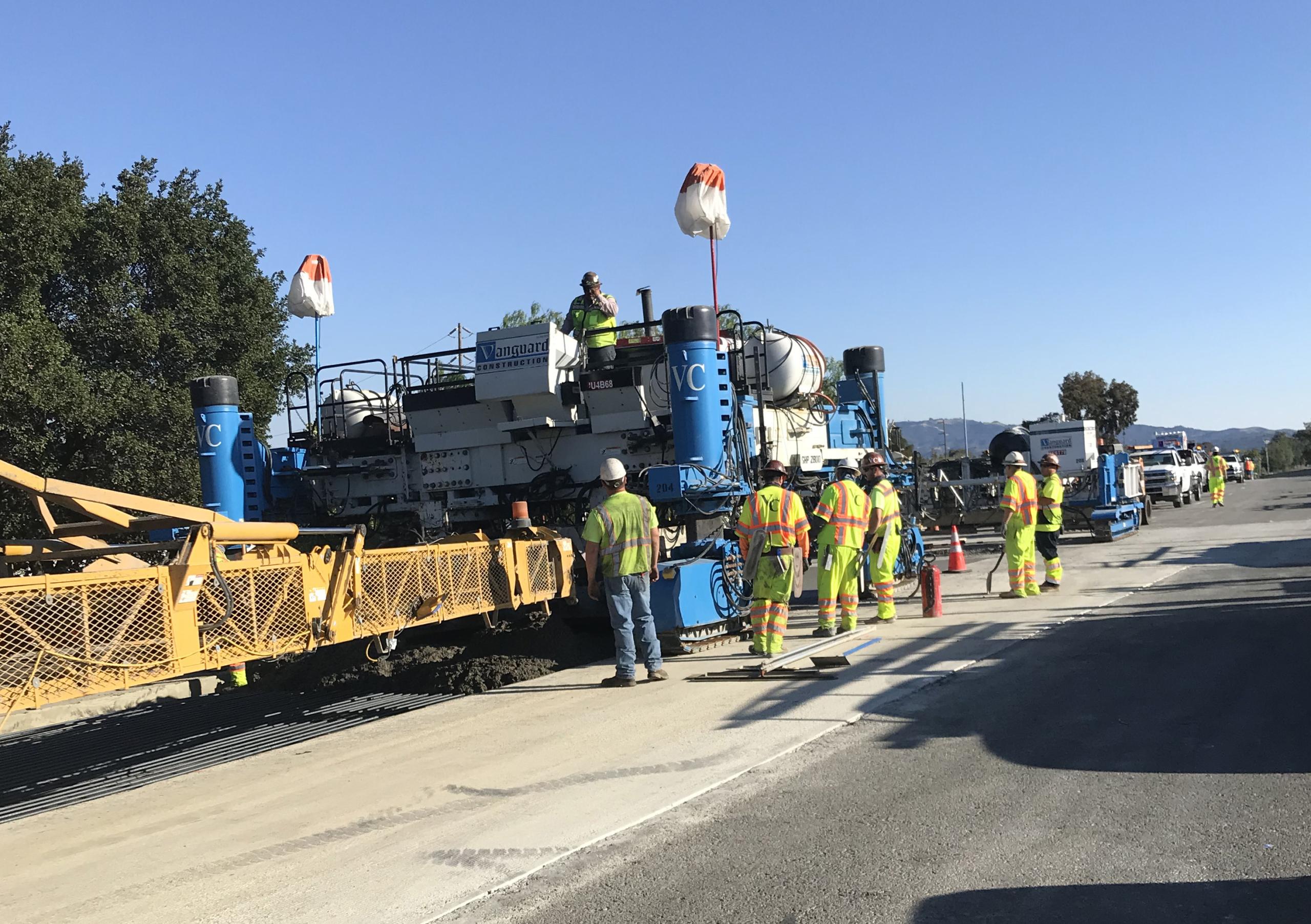 Bay Area Concrete Highway