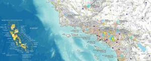 California Aggregate Map