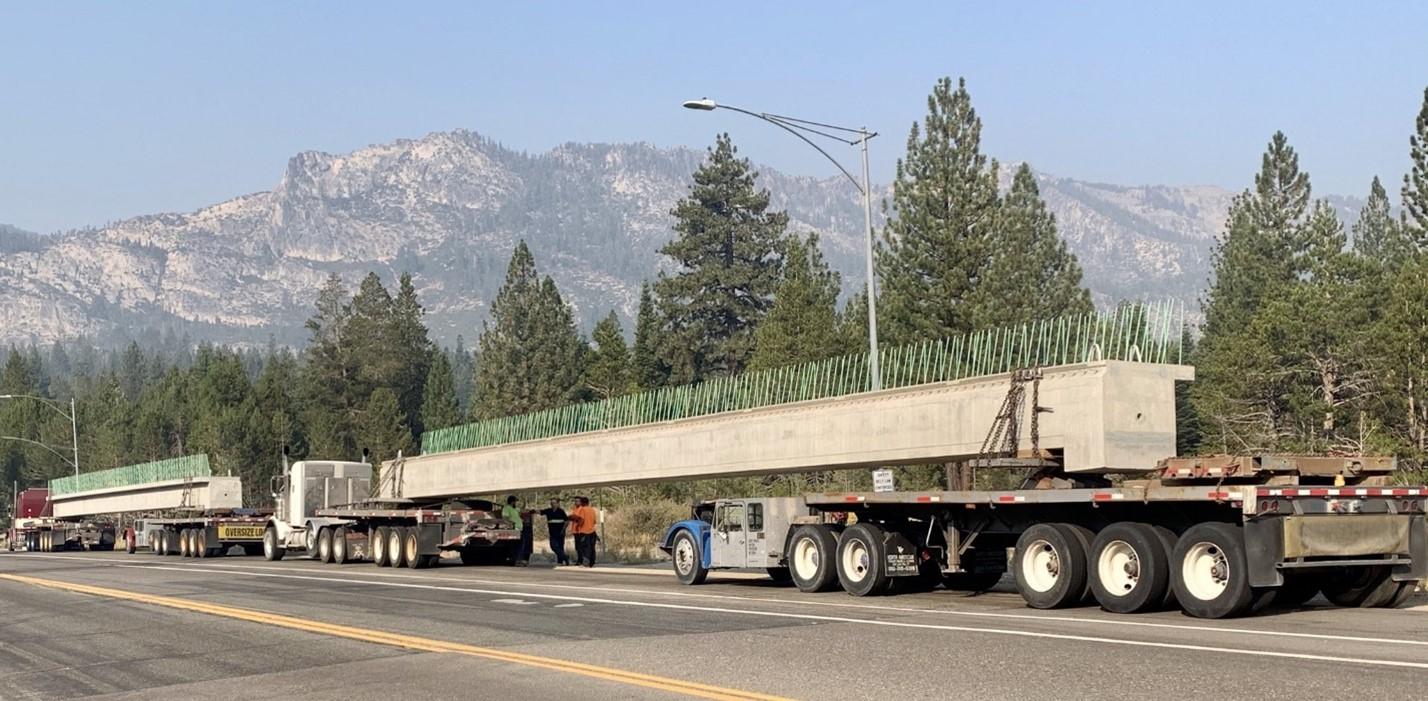 Precast Bridge Tahoe