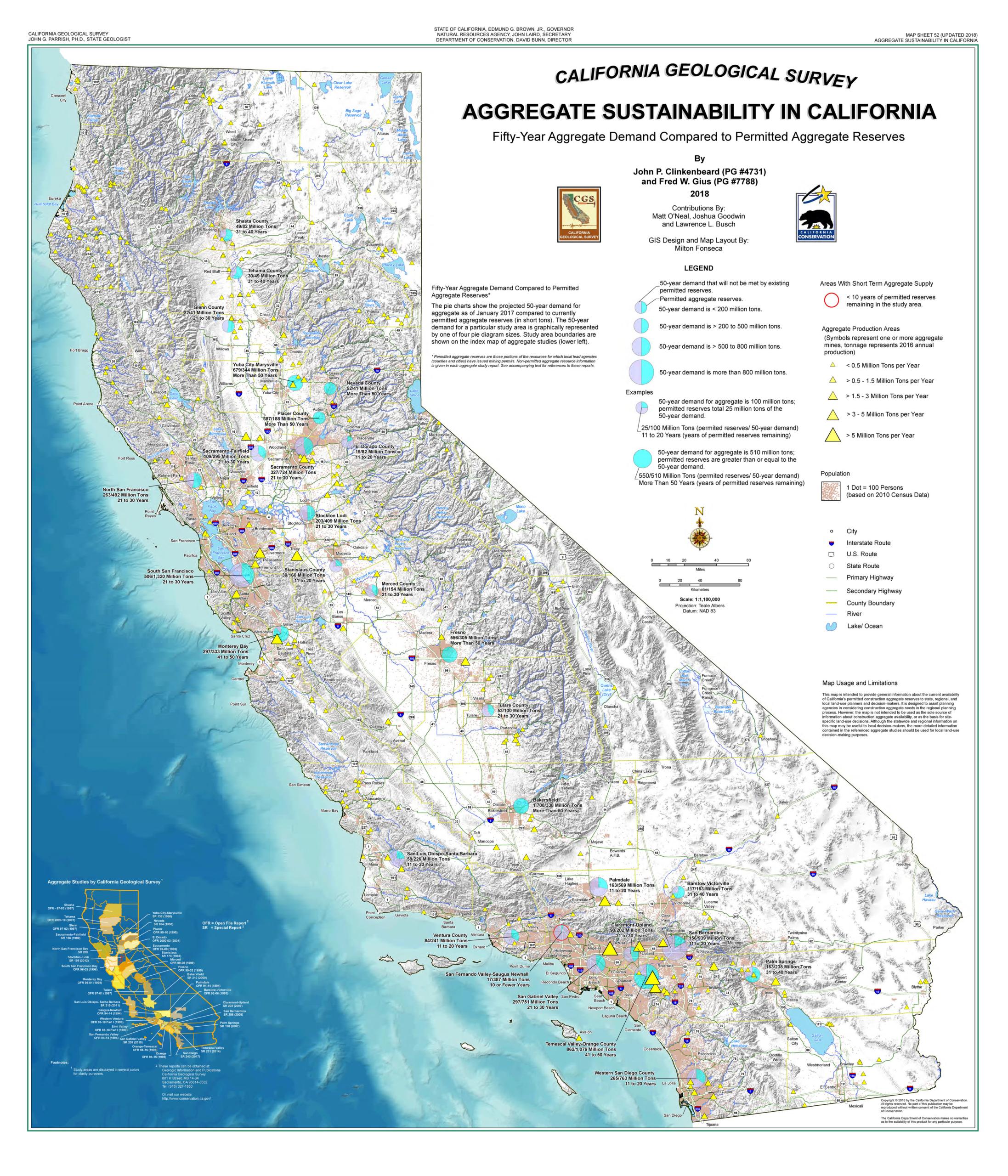 California Aggregate Shortage